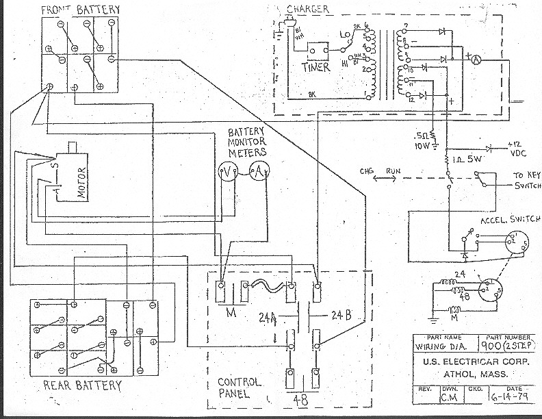Lepschem on Lester 36 Volt Battery Charger Wiring Diagram
